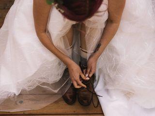 The wedding of Erin and Sashar 3