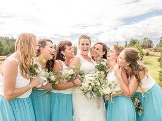 The wedding of Reece and Jenn 2