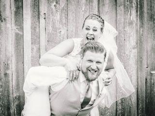 The wedding of Reece and Jenn