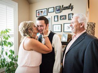 The wedding of Ashten and Sheldon 2