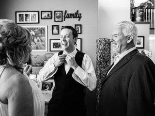 The wedding of Ashten and Sheldon 3