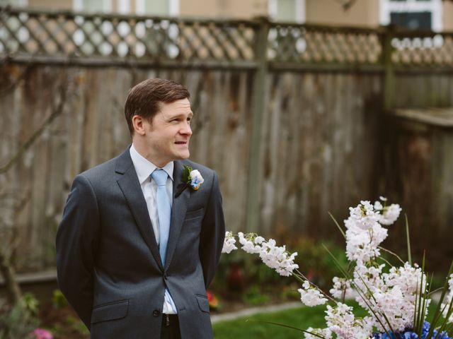 Beth and Michail's wedding in Vancouver, British Columbia 5