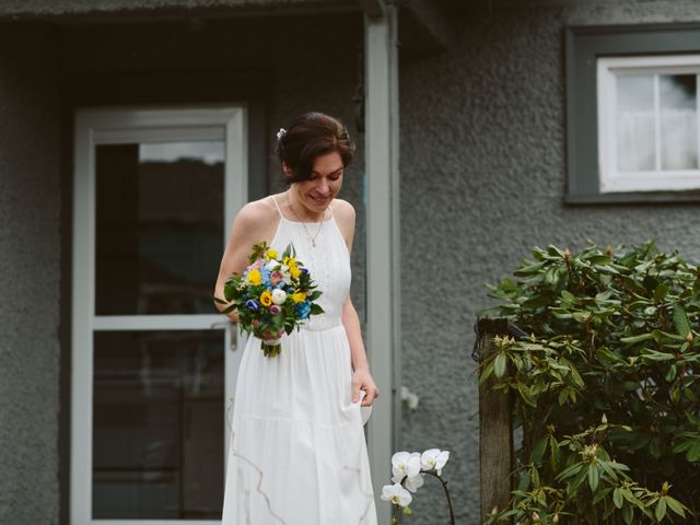 Beth and Michail's wedding in Vancouver, British Columbia 7