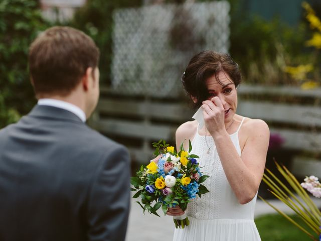Beth and Michail's wedding in Vancouver, British Columbia 8