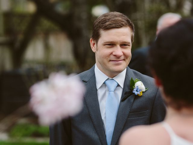 Beth and Michail's wedding in Vancouver, British Columbia 9