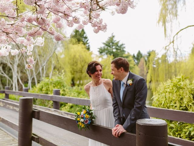 Beth and Michail's wedding in Vancouver, British Columbia 2