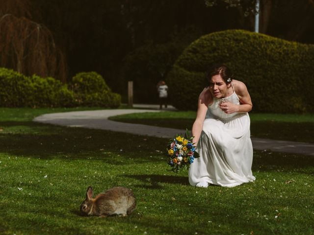 Beth and Michail's wedding in Vancouver, British Columbia 43
