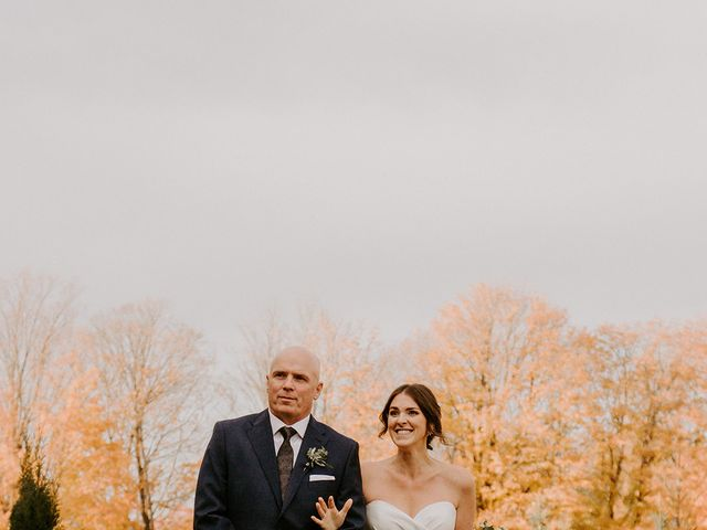 Clinton and Samantha's wedding in Coldwater, Ontario 39