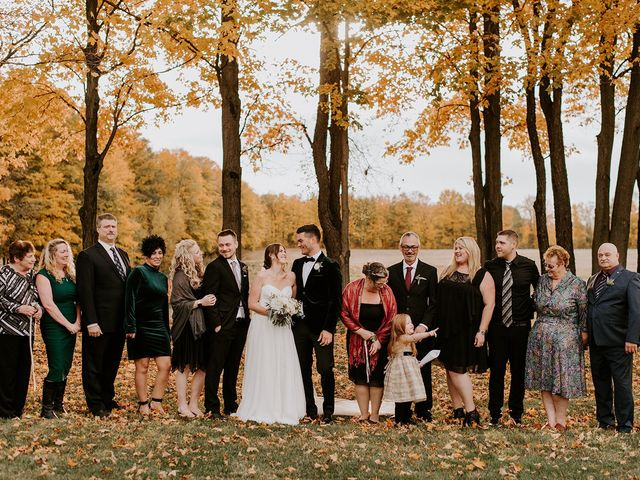 Clinton and Samantha's wedding in Coldwater, Ontario 64