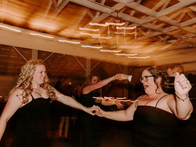 Clinton and Samantha's wedding in Coldwater, Ontario 127