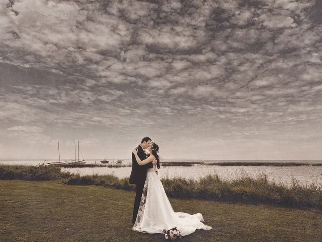 The wedding of Ashten and Sheldon