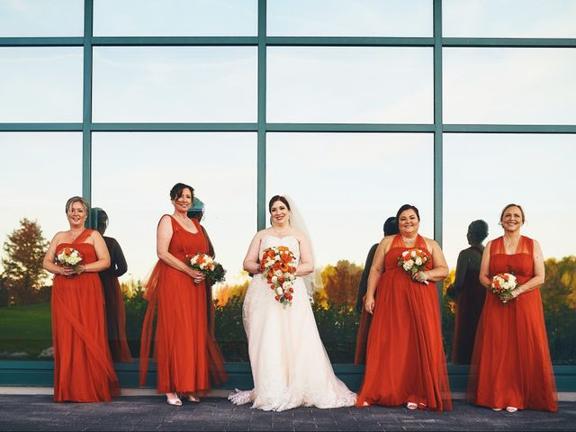 Scott and Misty's wedding in Kanata, Ontario 1