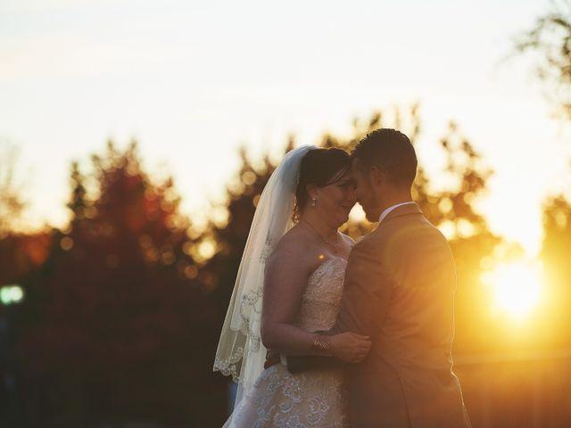 Scott and Misty's wedding in Kanata, Ontario 6