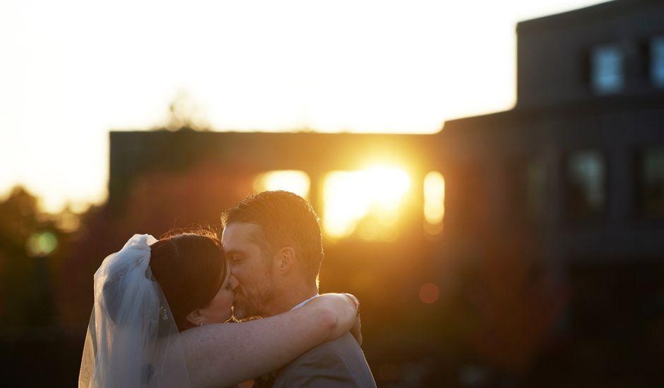 Scott and Misty's wedding in Kanata, Ontario
