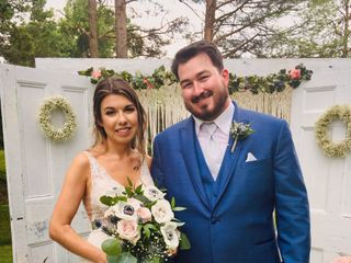 The wedding of Torie and Spencer 1