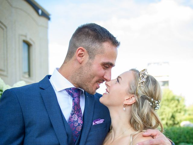 Frederick and Jillian's wedding in Montreal, Quebec 4