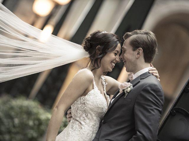 The wedding of Adriana and Pietro