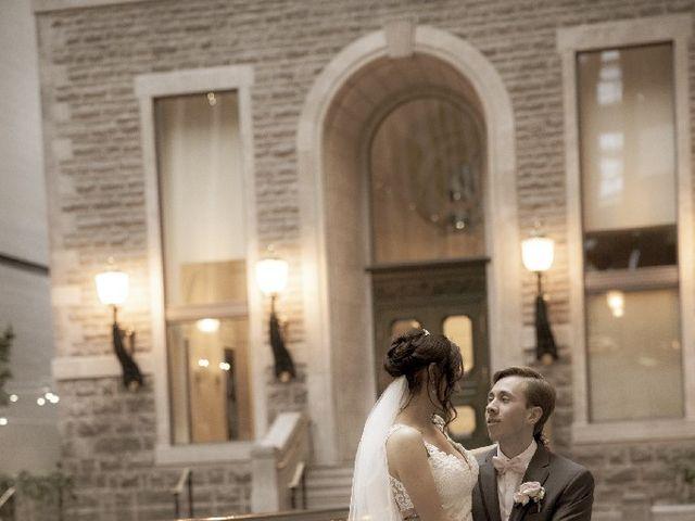 Pietro and Adriana's wedding in Montreal, Quebec 4