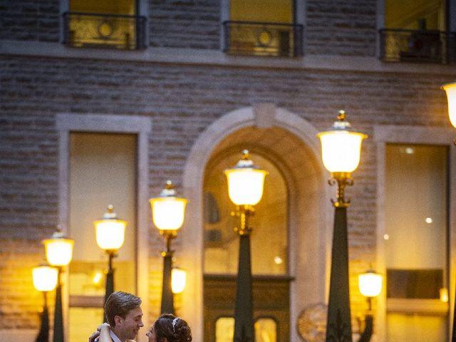Pietro and Adriana's wedding in Montreal, Quebec 6