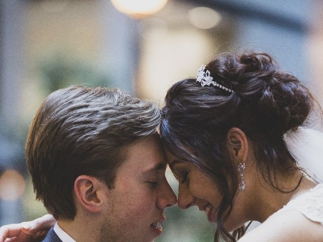 Pietro and Adriana's wedding in Montreal, Quebec 8
