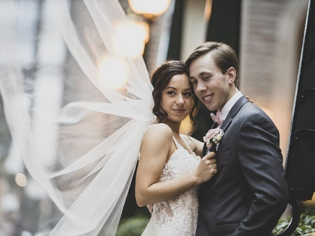 Pietro and Adriana's wedding in Montreal, Quebec 21