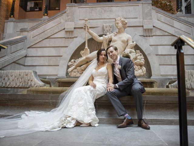 Pietro and Adriana's wedding in Montreal, Quebec 28