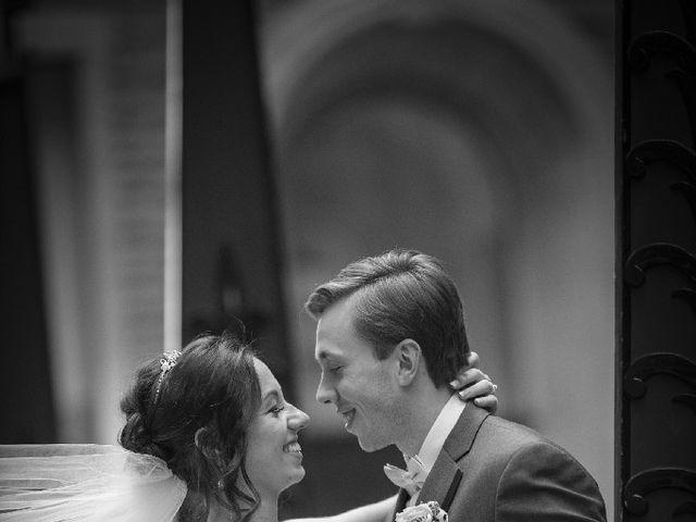Pietro and Adriana's wedding in Montreal, Quebec 1