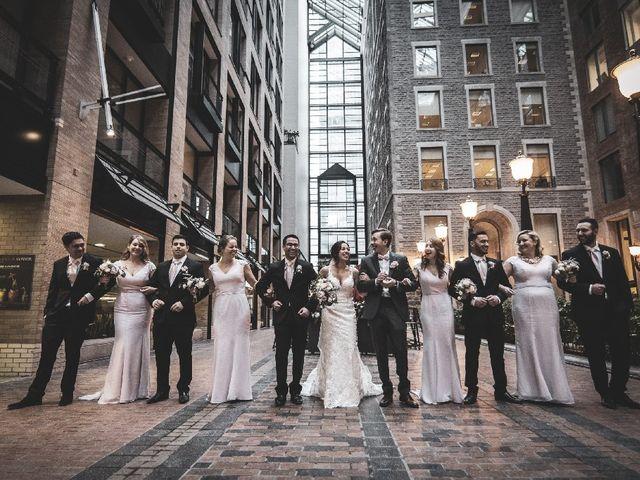 Pietro and Adriana's wedding in Montreal, Quebec 36