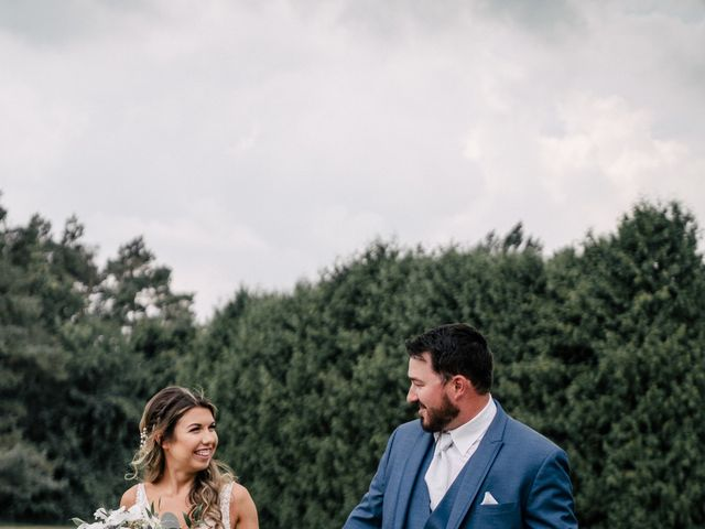 Spencer and Torie's wedding in Janetville, Ontario 2