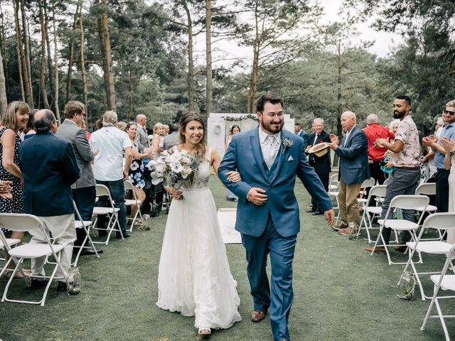 The wedding of Torie and Spencer