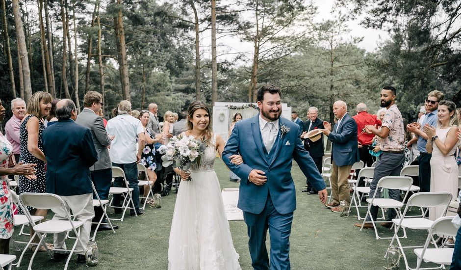Spencer and Torie's wedding in Janetville, Ontario