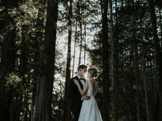 The wedding of Anna and Tayler