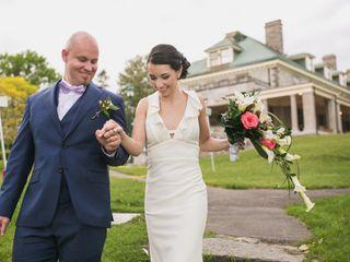 The wedding of Adelina and Dan