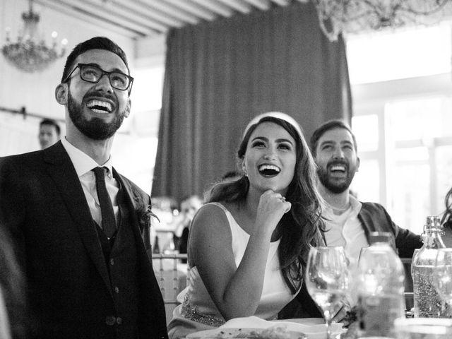 The wedding of Sarah and Scott