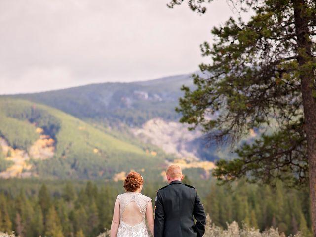 Kyle and Amber's wedding in Jasper, Alberta 17