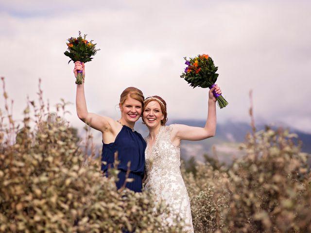 Kyle and Amber's wedding in Jasper, Alberta 18