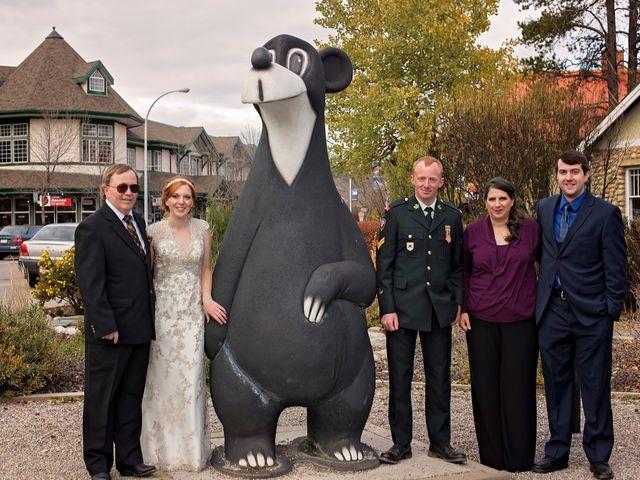 Kyle and Amber's wedding in Jasper, Alberta 21