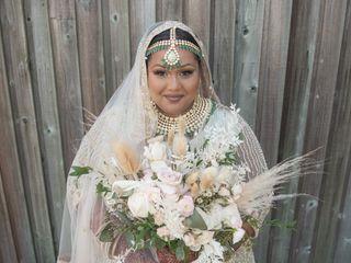 The wedding of Sheryl and Salish 2