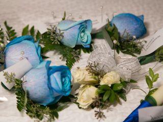 The wedding of Alejandra and Sebastian 2
