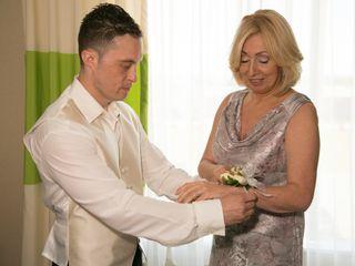 The wedding of Alejandra and Sebastian 3