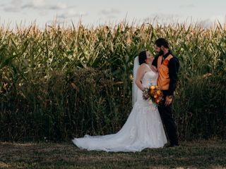 The wedding of Lindsay and Jesse