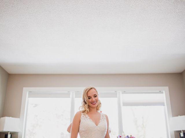 Daniel and Lucy's wedding in Lumsden, Saskatchewan 2