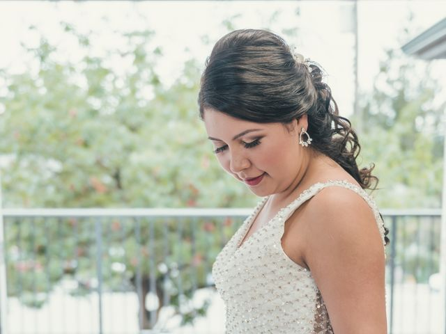 Steven and Ana's wedding in Vancouver, British Columbia 5