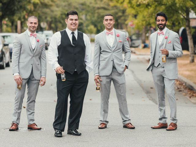 Steven and Ana's wedding in Vancouver, British Columbia 1