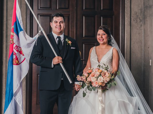 Steven and Ana's wedding in Vancouver, British Columbia 9