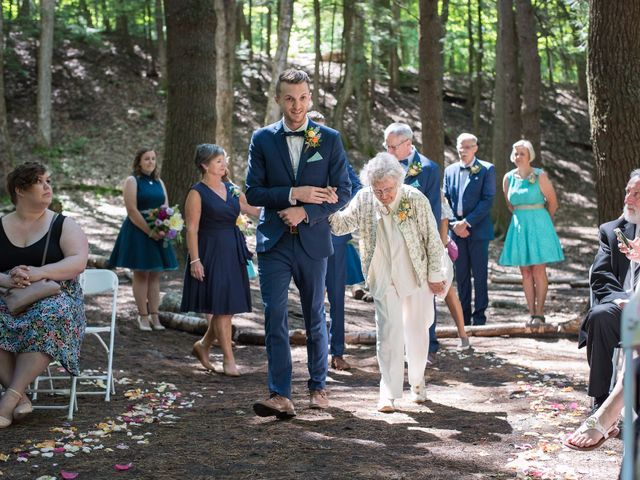 Phil and Carys's wedding in Campbellcroft, Ontario 23