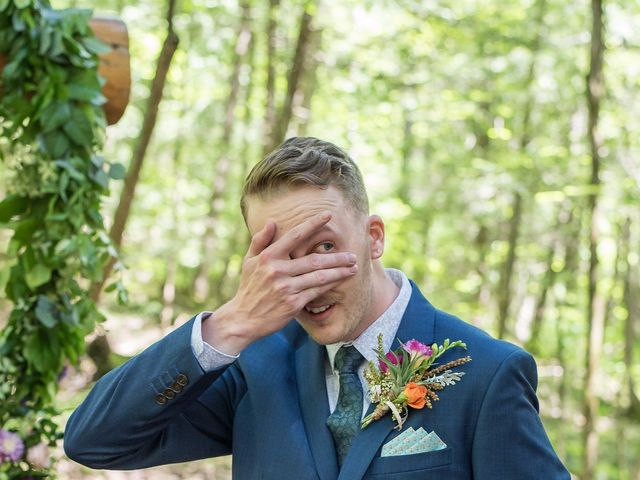 Phil and Carys's wedding in Campbellcroft, Ontario 24