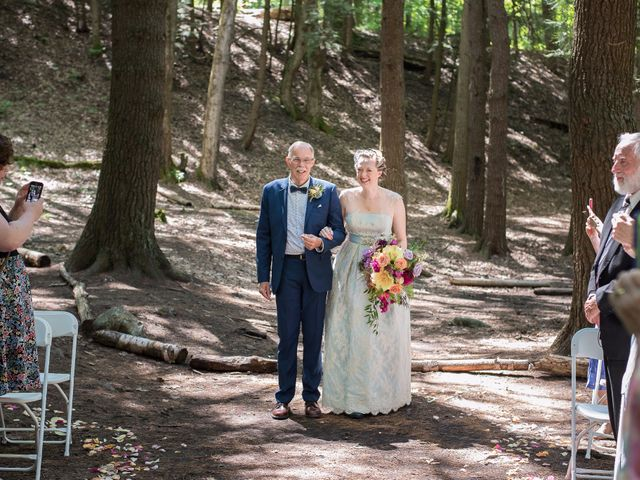 Phil and Carys's wedding in Campbellcroft, Ontario 25
