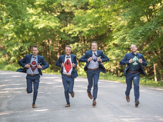 Phil and Carys's wedding in Campbellcroft, Ontario 46