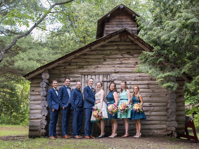Phil and Carys's wedding in Campbellcroft, Ontario 47